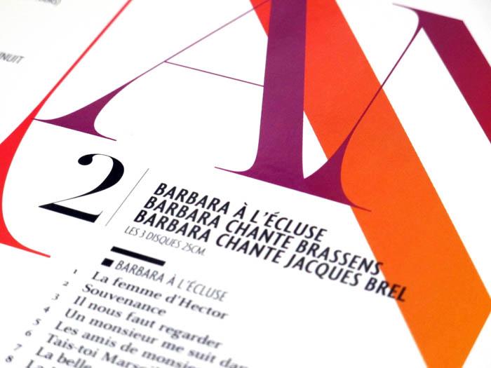 Barbara Intégrale
