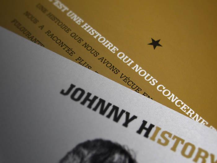 Johnny History
